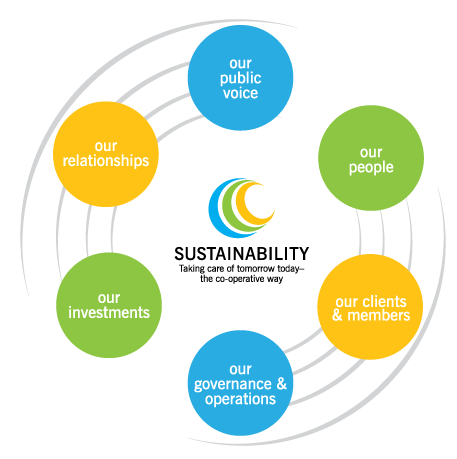 Our Sustainability Strategy The Co Operators