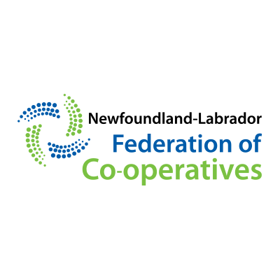 Newfoundland Labrador Federation of Co-operatives logo