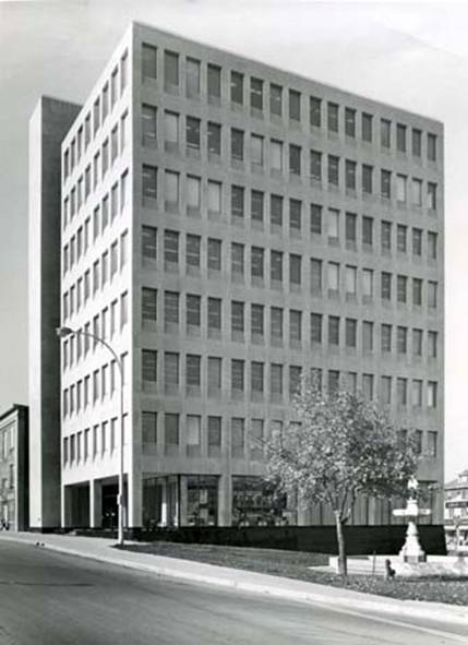 Co-op Head Office 1967