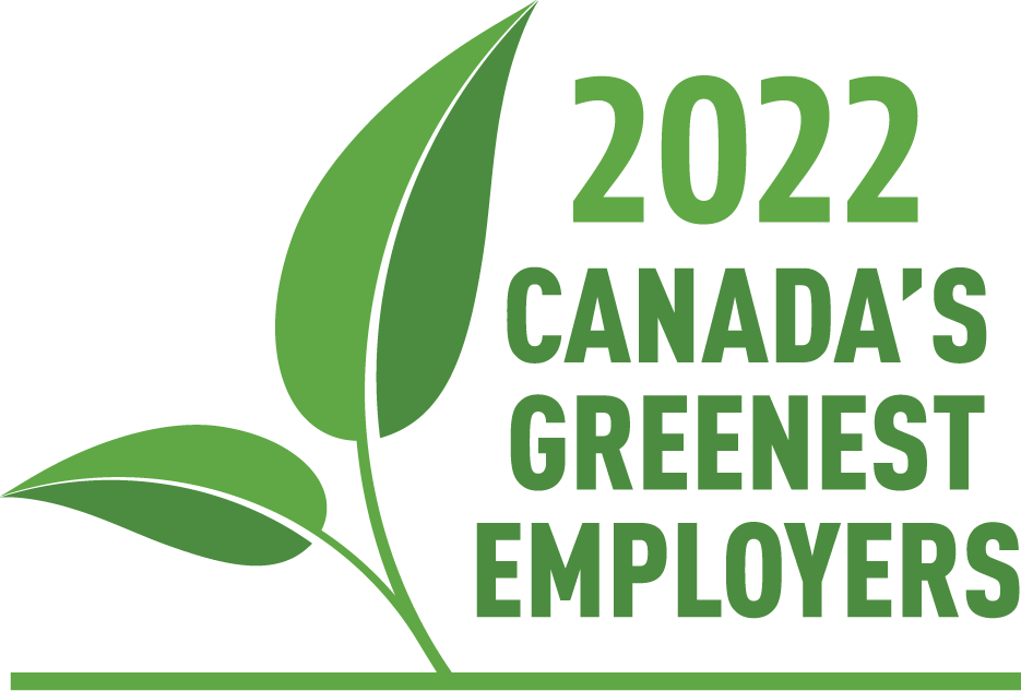 2021 Canada's Greenest Employers