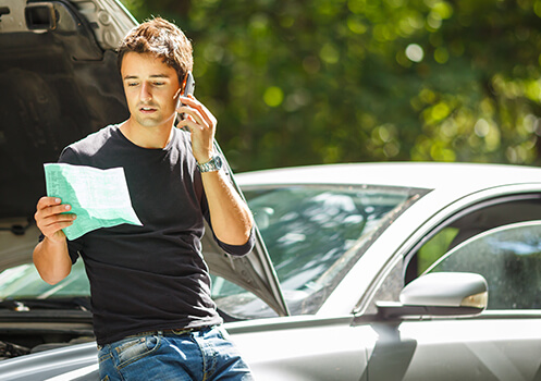 5 things young drivers need to know about car accidents