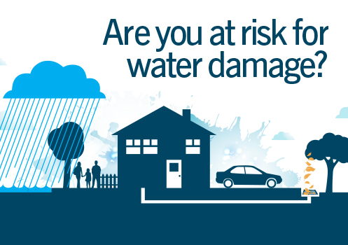 Are you at risk for water damage image