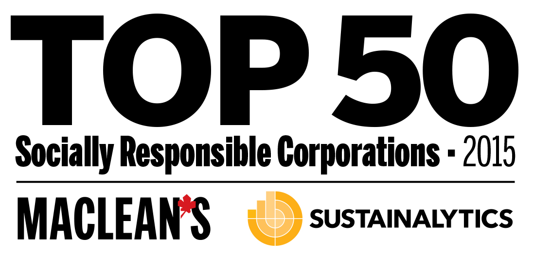 Maclean's Top 50 Socially Responsible Corporations