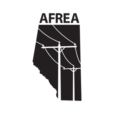 Alberta Federation of Rural Electrification Associations logo