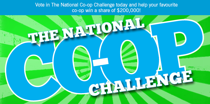 National Co-op Challenge